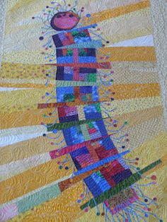 quilted by Silvana