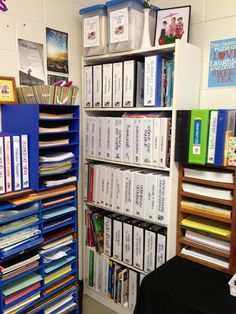 My Classroom Organization