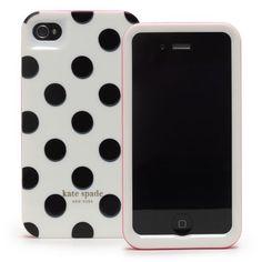 iPhone 4 Case by katespade #iPhone_  Case #katespade