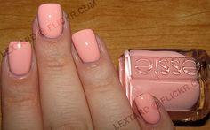 #nails #spring 2014 #nailpolish #cute essie - van d'go