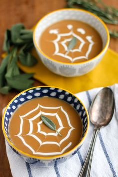 Sweet Potato Soup --
