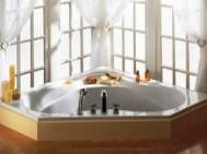 Large Bathtubs | Big Clawfoot & Whirlpool Bath Tubs