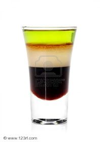Camellia Food And Beverages Tips: ST PAT'S DAY COCKTAIL - JAMESON SHAMROCK