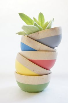 Wooden Bowls |  Erin Loechner | House Press Blog | Findings from the Foundary
