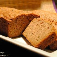 "My Kid's Favorite Zucchini Bread | ""This recipe is delicious, moist and a great way to use up all the zucchini that your garden produces. Enjoy!"""