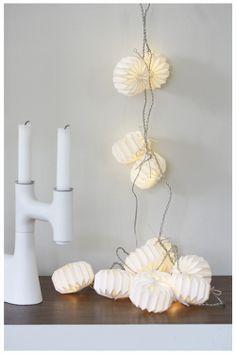 Luzinhas de origami  #light #origami #diy