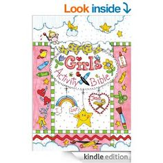 LIttle Girls Activity Bible for Toddlers - Kindle edition by Larsen Carolyn, Turk Caron. Children Kindle eBooks @ Amazon.com.