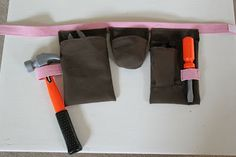 Clever Faeries: Instructions for Child's Toolbelt