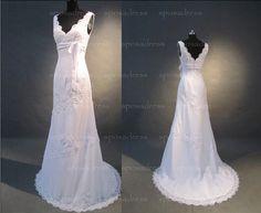 Beach wedding dress lace beach wedding dress off by sposadress, $249.00