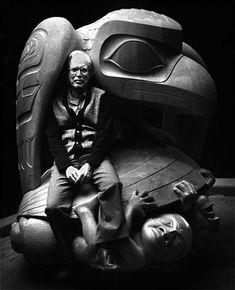 Bill Reid, Carver and Poet - Haida