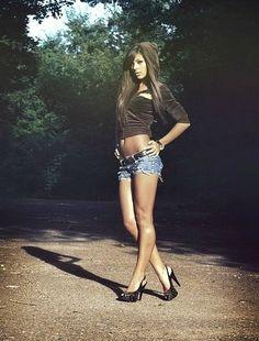 Ксюня Алимпиева - sexy russian girl