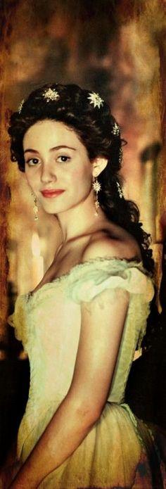 Christine Daae phantom of the opera