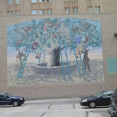 Philadelphia murals on pinterest mural art murals and for Mural tour philadelphia map