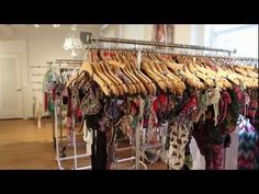 Video of Private Tour of New York City's Fashion District with Live Fit Magazine