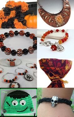 Autumn, Fall and Halloween by Richard and Richard on Etsy--Pinned with TreasuryPin.com #halloween #giftguide #florida #art #handmade #unique #etsyfinds #trending #october