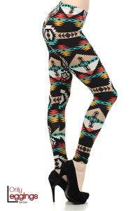 Sacred Tribal Leggings. Onlyleggings.com - The world's largest selection of women's leggings!