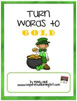 Day 11 of the St. Patty's Day Blog Hunt from Cooperative Learning 365