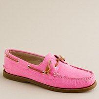 Perfect lake shoes.