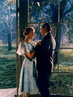 Maria and Captain Von Trapp- The Sound of Music