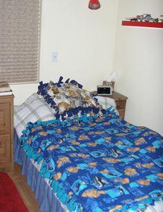 pillow, fleece blankets, fleec blanket, blanket idea
