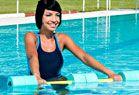 pool excercises, pool fit