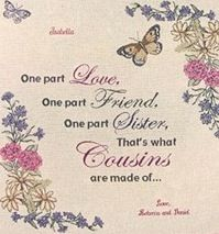 Quotes About Cousin Sisters Love Best Cousins Fo...
