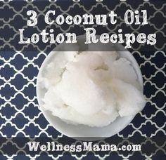 lotion recipes, lotions, coconuts, natural lotion recipe, healthi