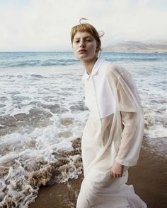 Stephanie Hall for Tank Magazine S/S 2014 by Ilaria Orsini