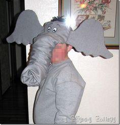 Horton Costume idea