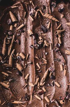Chocolate Chia Ice Cream