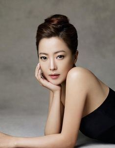 Kim Hee-sun is a South Korean actress, b. 1977. She is also considered one of Korea's most beautiful women.
