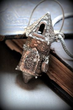 Locket of Rapunzel's tower