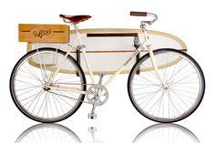 Almond x Linus Summer Bicycle...dope lil beach cruiser.