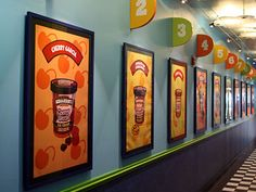 Ben and Jerry's factory tour, Vermont
