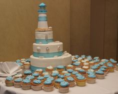 For our Lighthouse themed party a nice idea