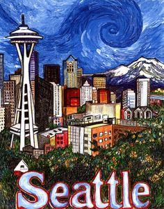 Love it...Seattle!