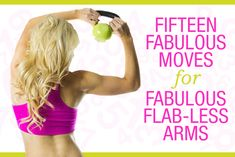 15 moves for flabless arms