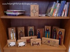 block nativity Cindy Knight is this the one you did?
