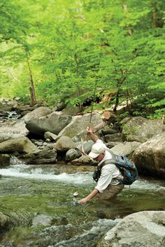 Fly Fishing Without a Reel