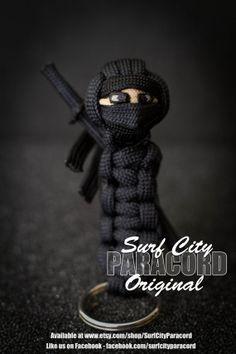 Paracord Ninja Keyfob