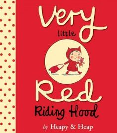 JJ HUMOR HEA. Little Red Riding Hood is a precocious toddler who fearlessly hugs the Big Bad Wolf, turning him into a confused ally during an exhausting afternoon of tea parties, dancing, and games of hide-and-seek at Grandma's house.