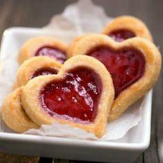 food recipes, heart, foods, valentine day, festiv recip, bake, sweet treats, cooki, kid desserts