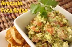 avocado feta, recip, denis share, feta salsa