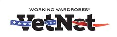 Career Resources and access to a working wardrobe. veteran resourc, work wardrob, career resourc