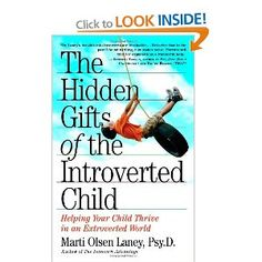 "An extroverted pinner said:  ""This is a terrific window into the introverted mind.  As an extrovert I had a lot of trouble understanding my daughter and other introverted loved ones.  This book really opened my eyes to the differences between introverts and extroverts and I became far more understanding to their ways of being.  A great book!""  Kudos to Angela, for trying so hard and making a difference  :-)   #introvert"
