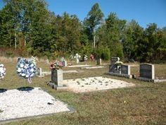 Rocky River Baptist Church Cemetery  Crutchfield Crossroads  Chatham County  North Carolina  USA