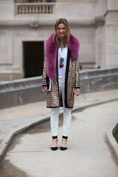 Street Style Fall 2013: Paris Fashion Week