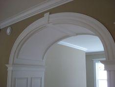 archway mould, improv idea, vintag mould, member idea
