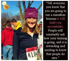 Marathoner: Courtney Brown! Her Inspiring Story & Race Training 101