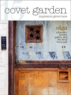 Covet Garden magazine october/2011 #lifestyle #decor #interior #design #monthly #free  Digital mags
